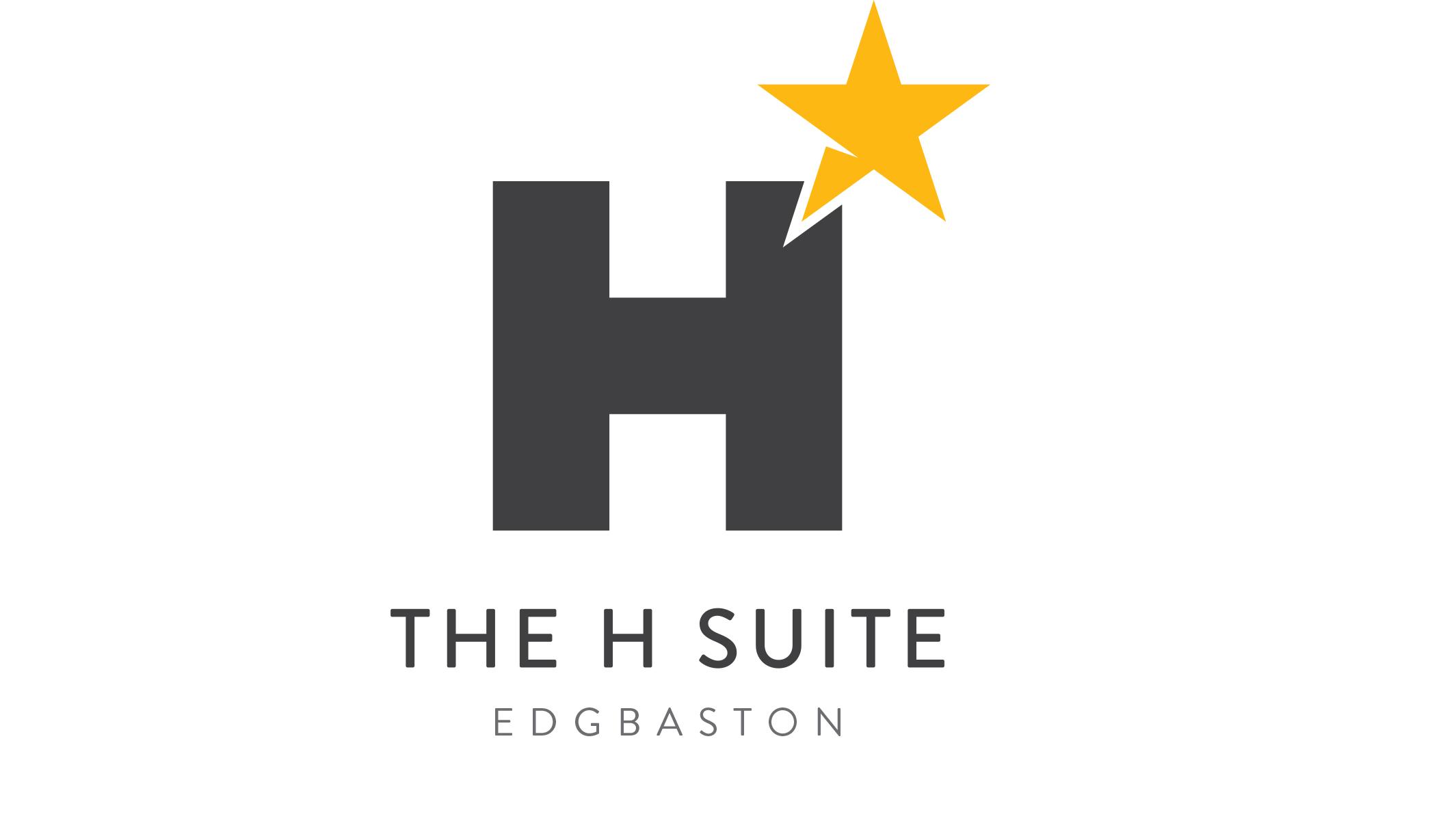 the h suite logo