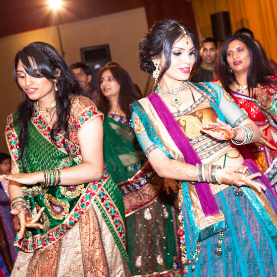 Ladies Sangeet