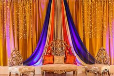 beautifully created mehndi venues