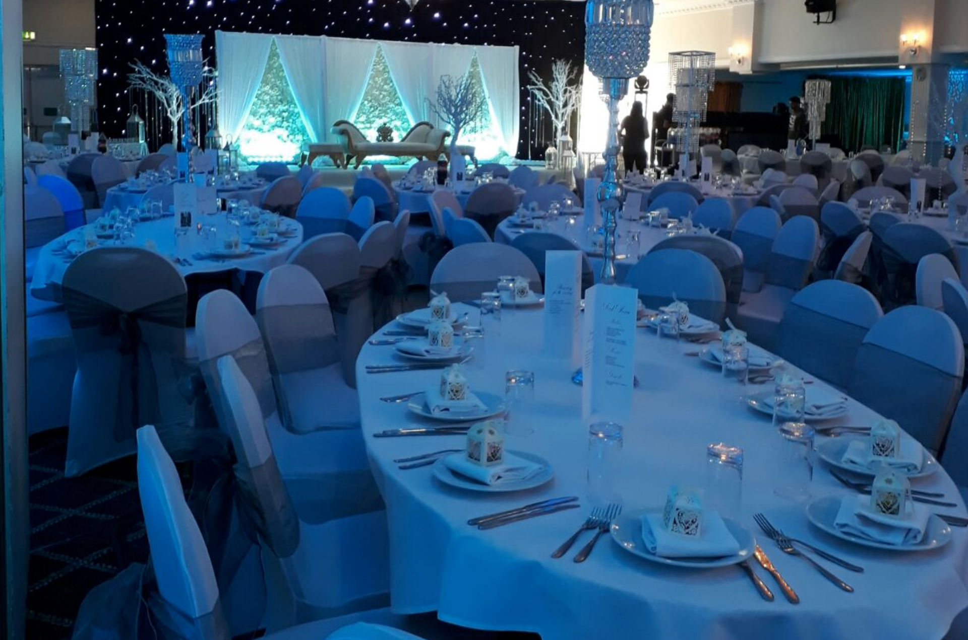 Asian wedding venue Birmingham The H Suite