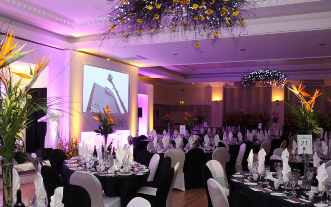 Award Evening venue Edgbaston Birmingham