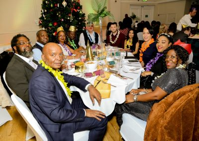 Caribbean Christmas Party 2019 The H Suite 1