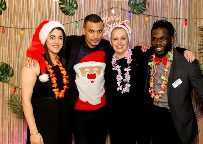Caribbean Christmas Party 2019 The H Suite 8