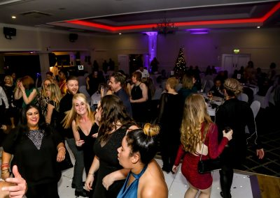 Magic of Christmas Party 2019 The H Suite 9