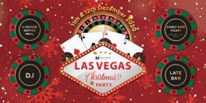 Las Vegas Christmas Party Nights Birmingham 2020
