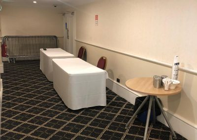 Safe Event practices The H Suite